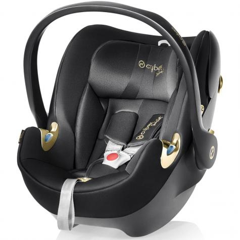 Cybex Aton Q Group 0+ Car Seat - Wings by Jeremy Scott. Photo 0