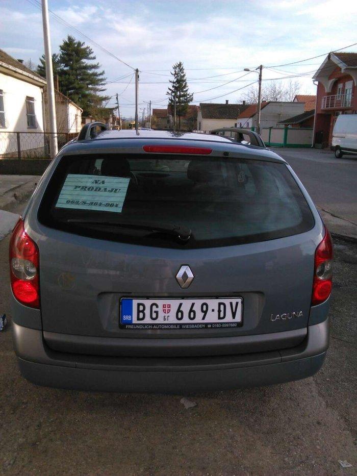 Renault 2003 - Bogatic
