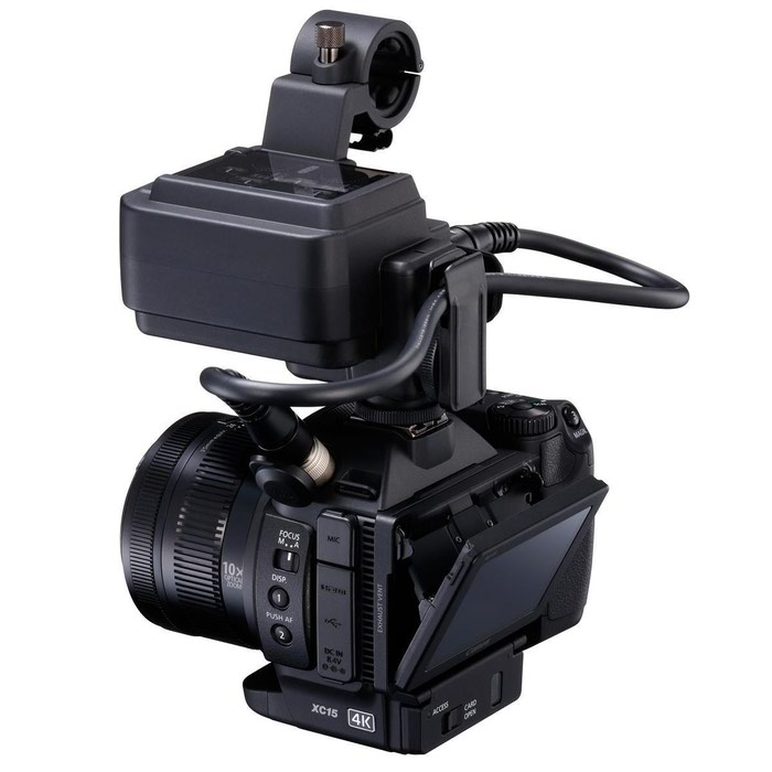 Canon Xf400 4k Camcorder. Photo 0