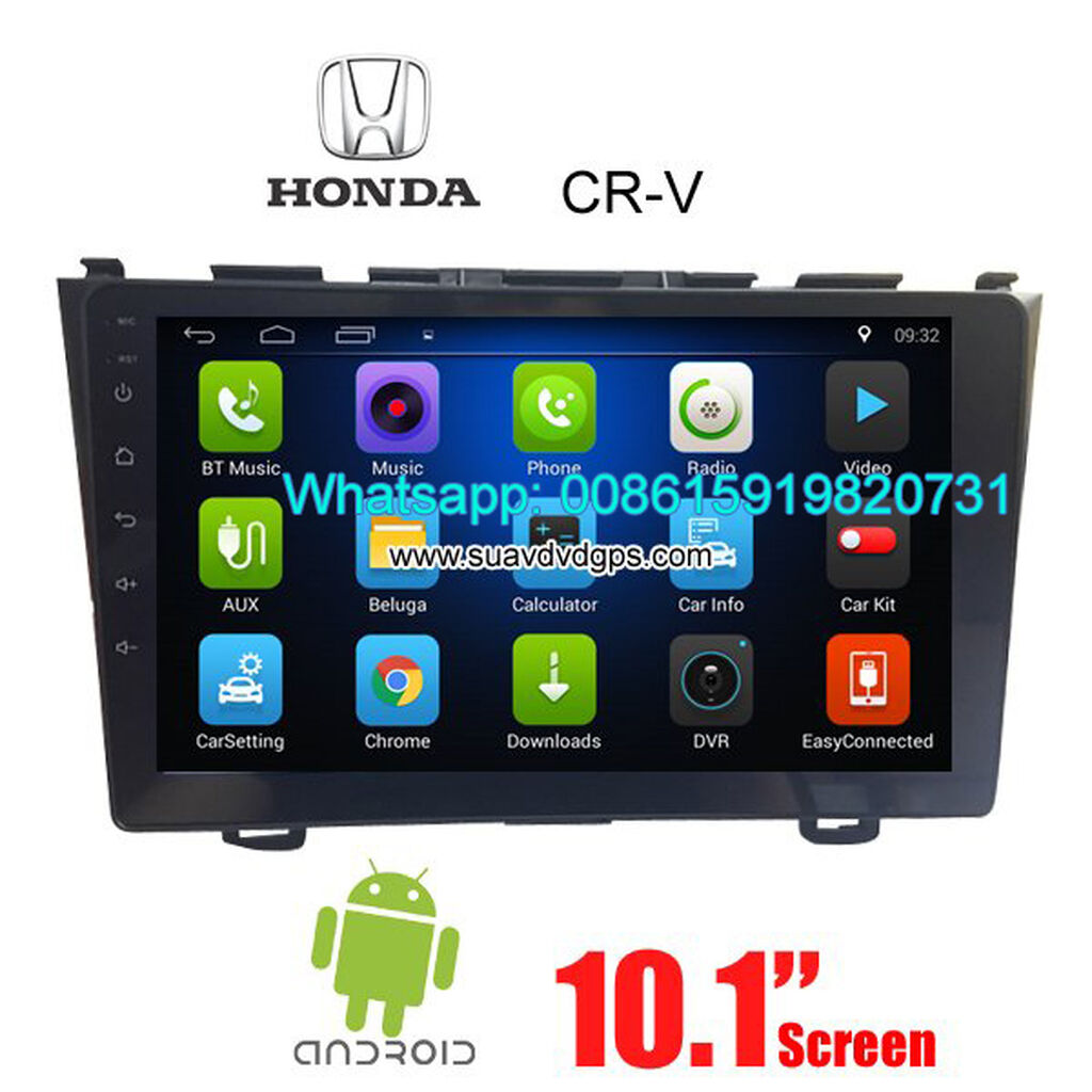 Car Accessories - Kirtipur: Honda CR-V smart car stereo Manufacturers  Model Number: