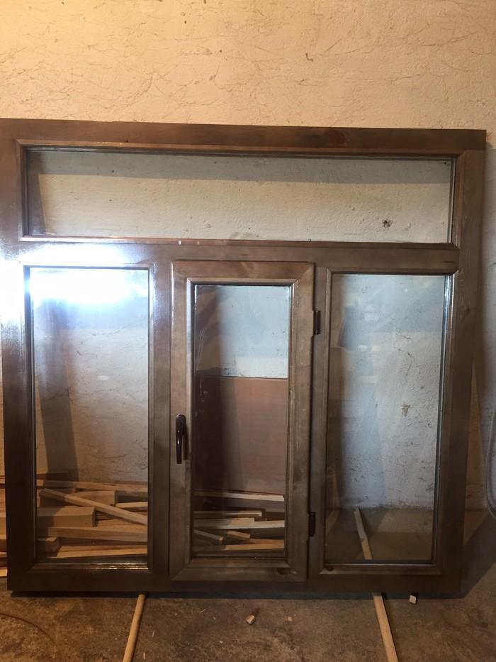 Изготавливаем деревянные евро окна на заказ. Photo 6