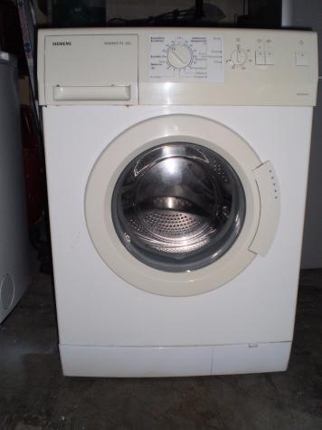 Front Πλυντήριο Siemens 5 kg