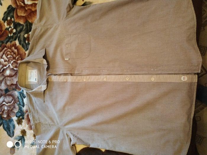 56980943f11ea87 рубашка мужская почти новая купила за за 300 KGS в Бишкеке: Мужские ...