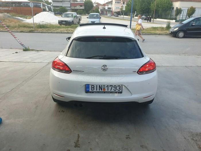 Volkswagen Scirocco 1.4 l. 2011 | 84000 km
