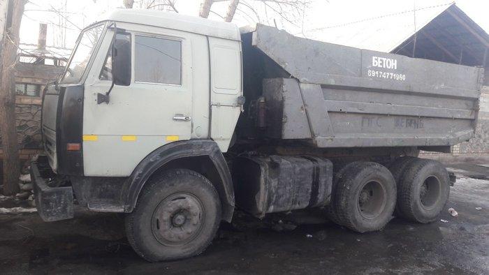 услуги камаз савог или продаю в Бишкек