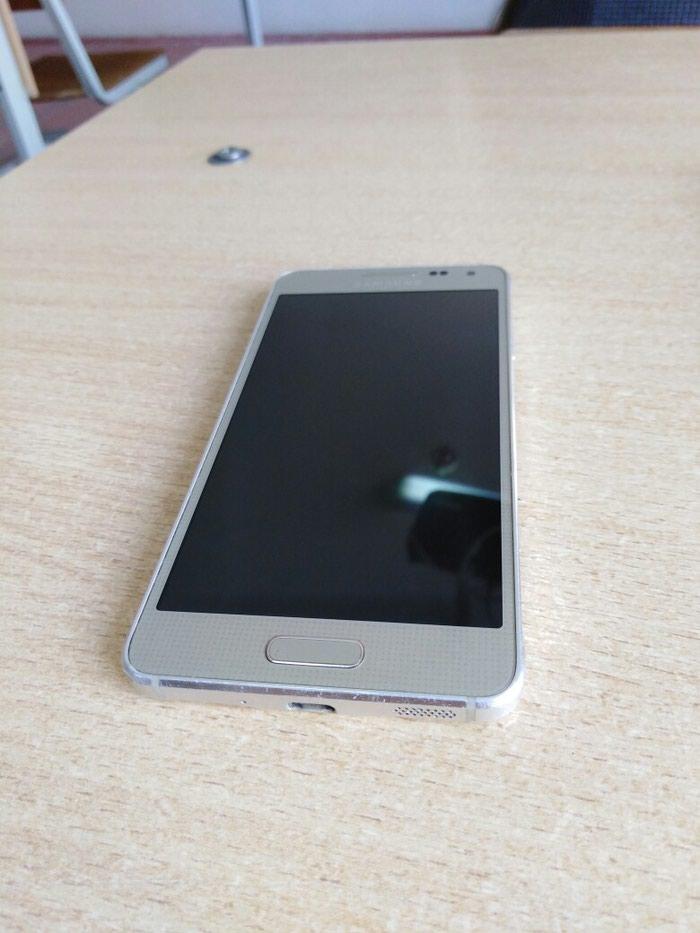 Samsung alpha 32GB 4G(LTE) отпечатка дубайский. Photo 2