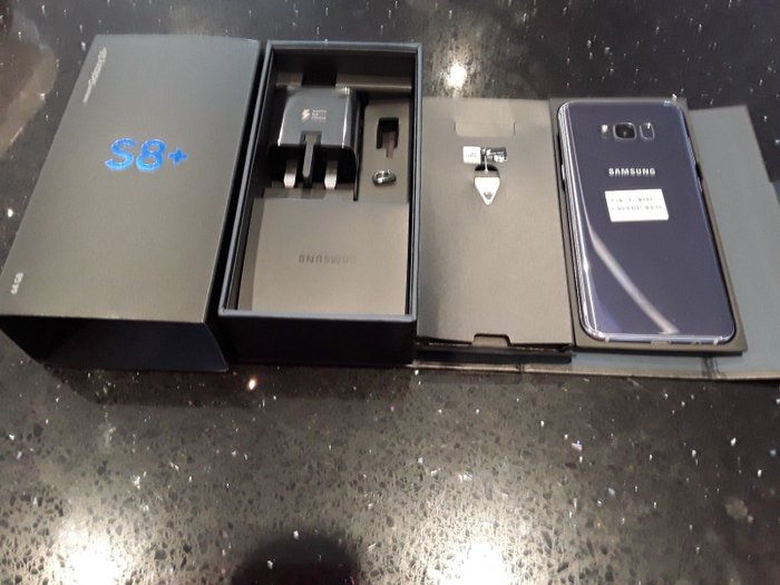 Samsung Galaxy S8 Plus 64Gb πρωτότυπη. Photo 1