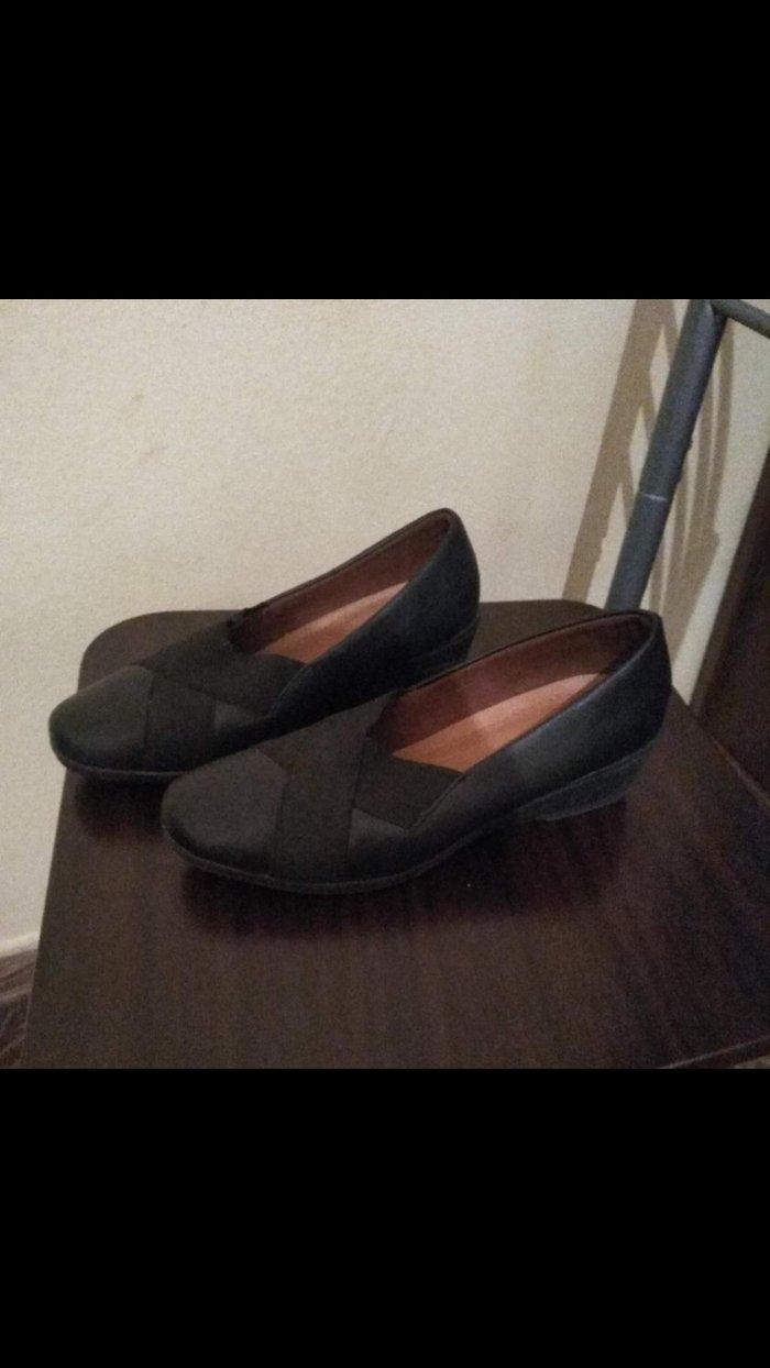 Γυναικεία παπούτσια Versa  δερμάτινα. Photo 2