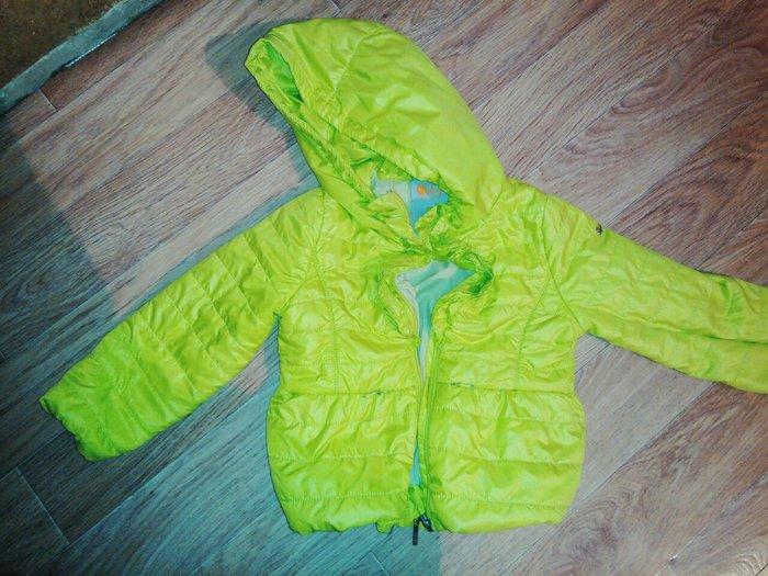 Куртка на девочку 2-3 года. Photo 0