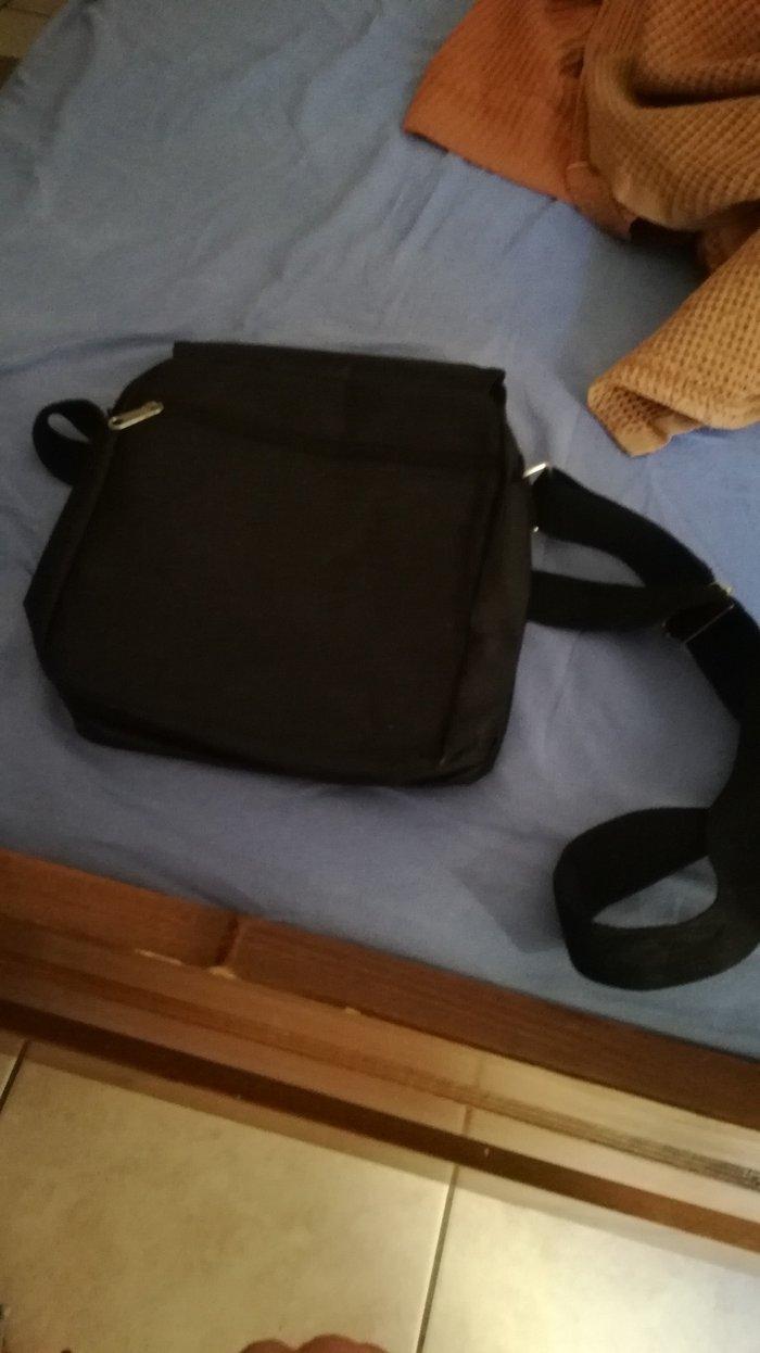 Postman's style bag. Hardly used. Photo 0