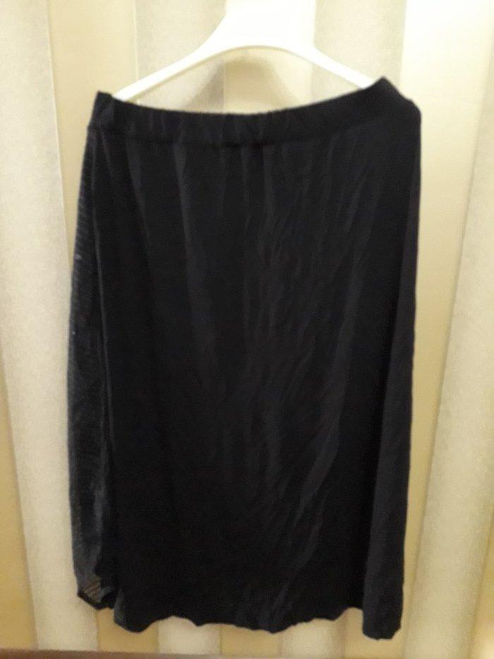 НОВАЯ турецкая женская юбка в талии 42 см длина 90. Photo 1