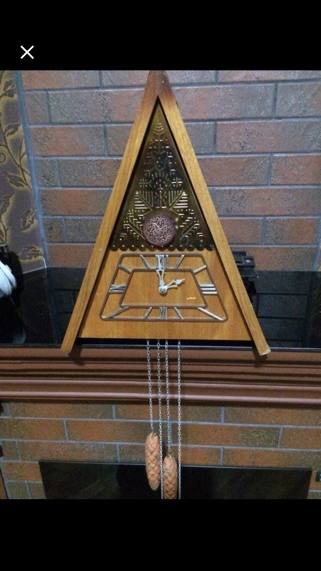 Продаю советские часы или меняю. в Бишкек