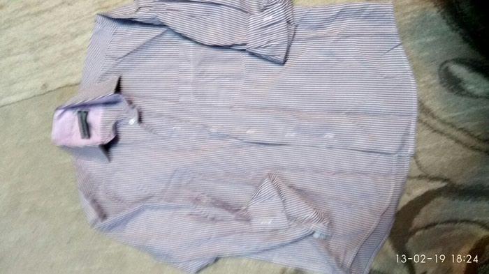 6811be1a33763c9 Продаю мужскую рубашку размер 39 за 150 KGS в Бишкеке: Мужские ...