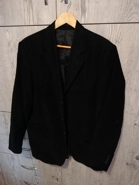 Men's Sweatsuits - Χαϊδάρι: Πωλείται μαύρο ανδρικό σακάκι L σε άριστη κατάσταση!