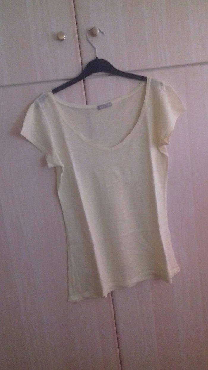 Μπλούζα κίτρινη, xs ( μεγάλη φόρμα ), αφόρετη ○○ έξοδα αποστολής 1. 50. Photo 1