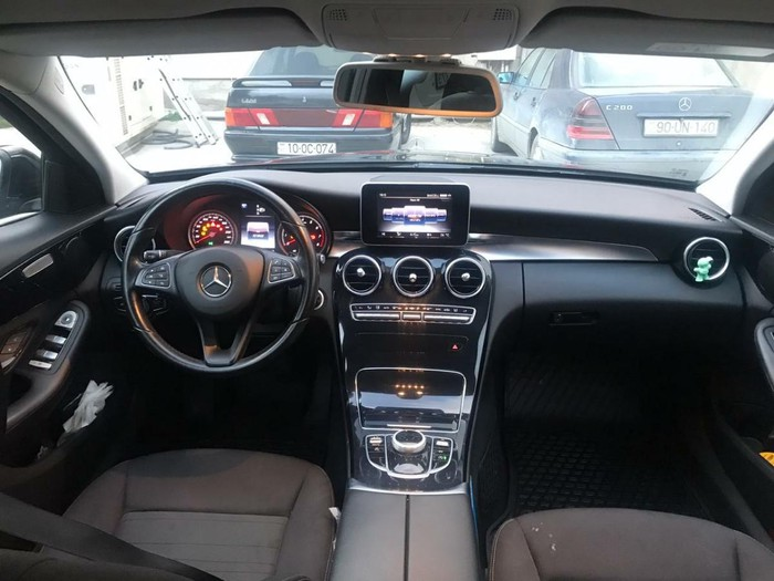 Mercedes-Benz C 160 2014. Photo 6