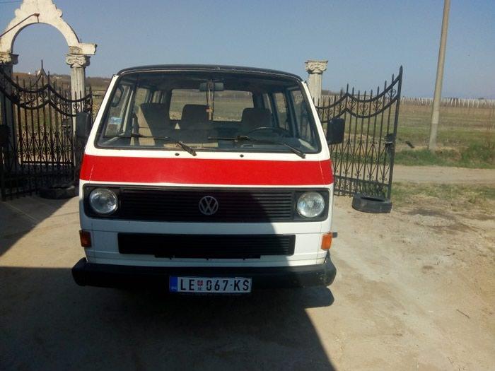 Volkswagen Transporter 1990. Photo 1