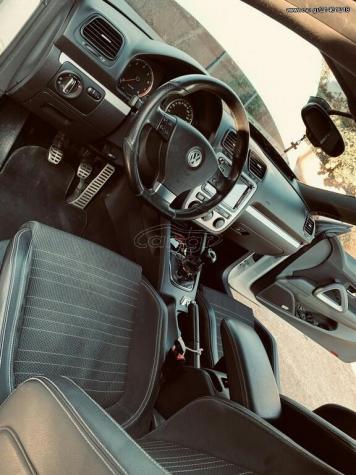 Volkswagen Scirocco 2009. Photo 4