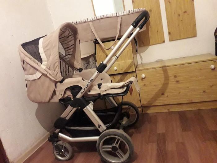 Детская коляска из Германии в отличном состоянии. Photo 1