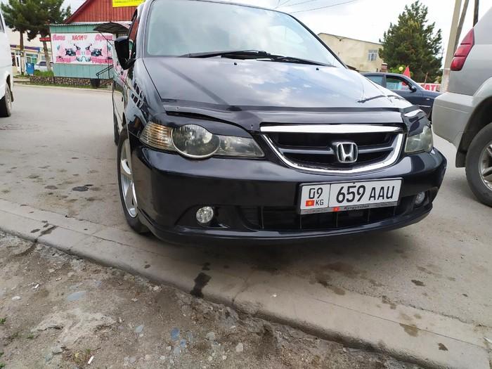 Honda Odyssey 2002. Photo 2