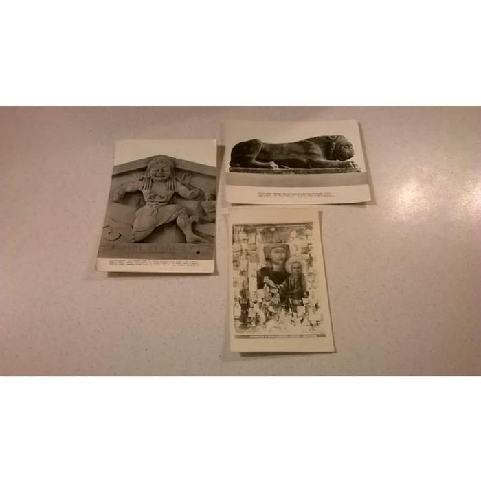 3 Καρτ Ποστάλ - Κέρκυρα