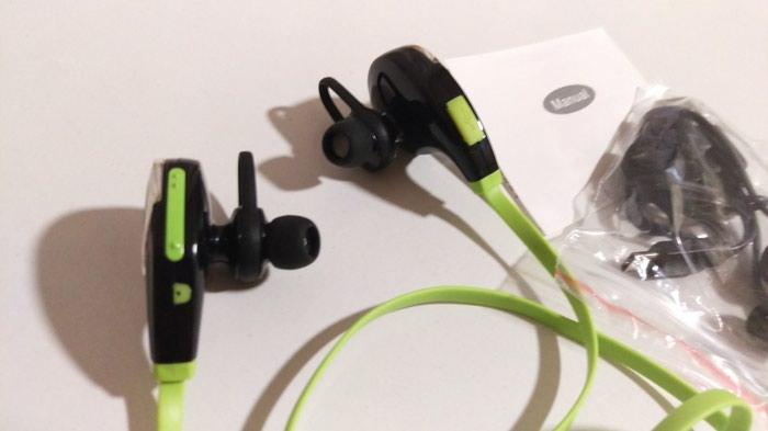Bezicne slušalice. Novo. Photo 3