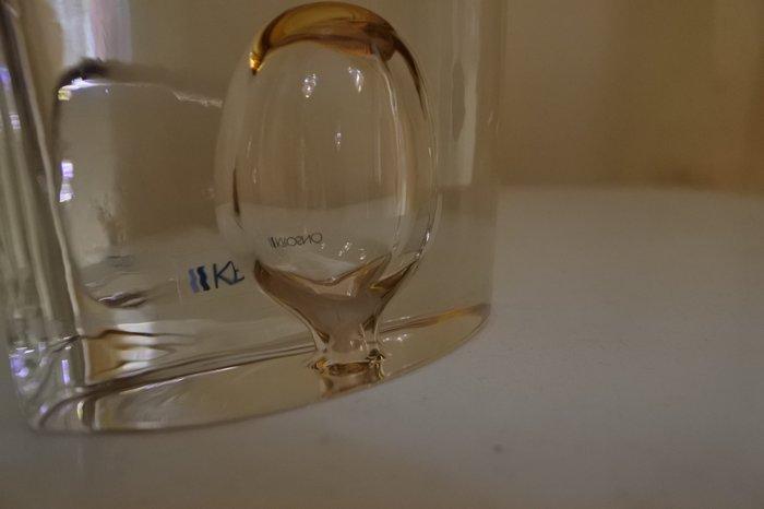 Κρυστάλλινο βάζο Krosno, καινούργιο, σε. Photo 2