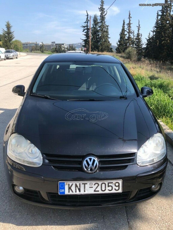 Volkswagen - Περιφερειακή ενότητα Θεσσαλονίκης: Volkswagen Golf 1.4 l. 2006 | 209000 km