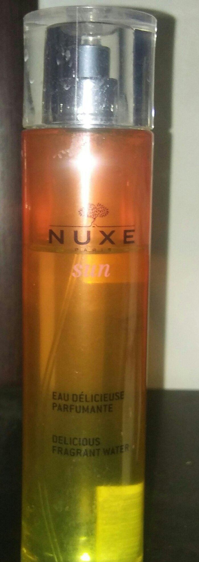 Nuxe. sun mist . ιδανικο για καλοκαιρι σε Αθήνα