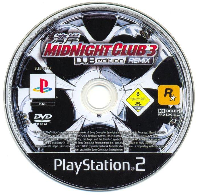 Bakı şəhərində Midnight Club 3.Dub Edition - Remix.Ps2 üçün.Yenidir.Sayı çoxdur.