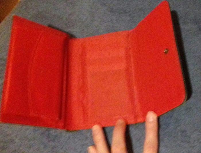 Πορτοφόλι, αχρησιμοποίητο (κωδ. 147). Photo 1