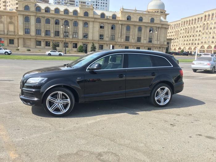 Audi Q7 2014. Photo 1