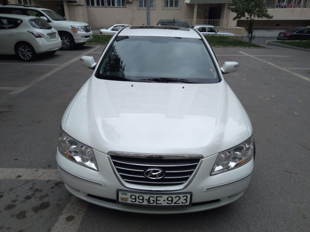 Hyundai Sonata 2 l. 2008 | 259000 km | Elan yaradılıb 13 Oktyabr 2021 11:30:36 | HYUNDAI: Hyundai Sonata 2 l. 2008 | 259000 km