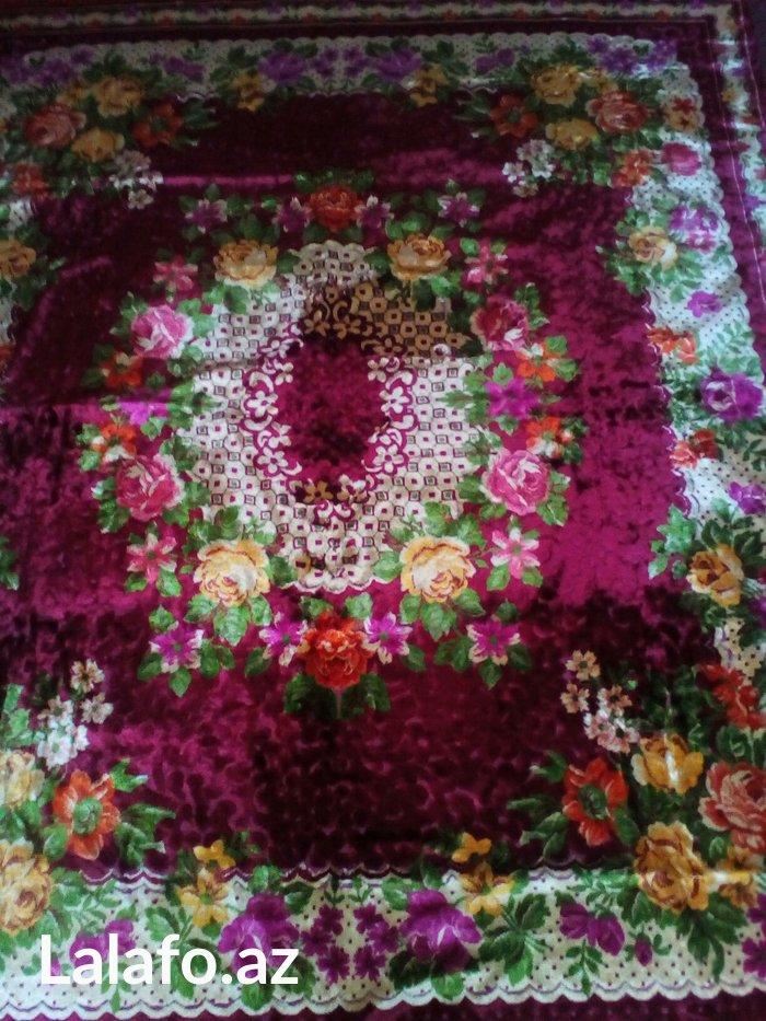 Salyan şəhərində Qedimi carpayi ustluyu xalca tecili  satilir.