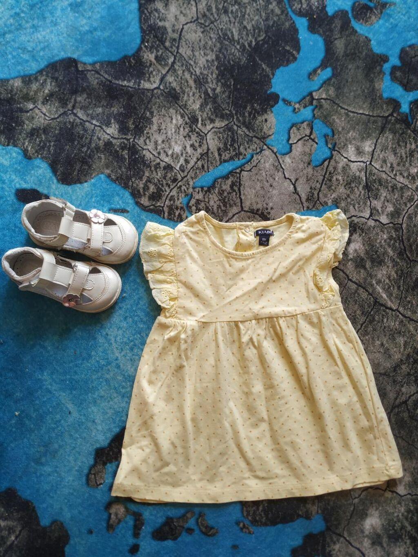 Vel.80-86 Samo oprana haljinica