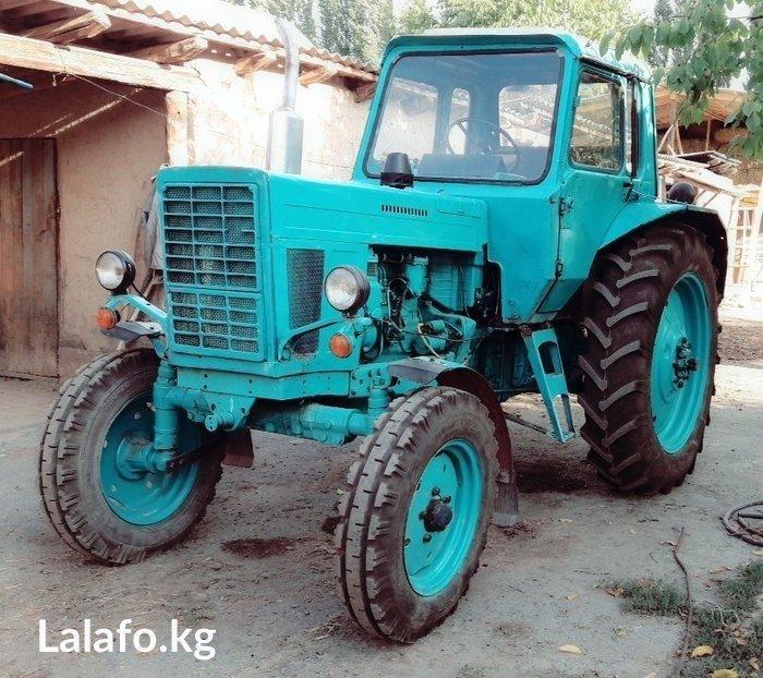 Мтз-82.1 год 2012: 98 000 грн. - Бульдозеры / тракторы.