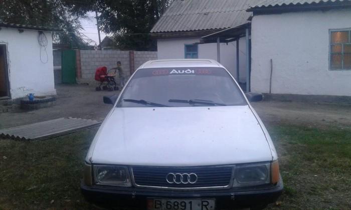Audi 100 1987. Photo 2