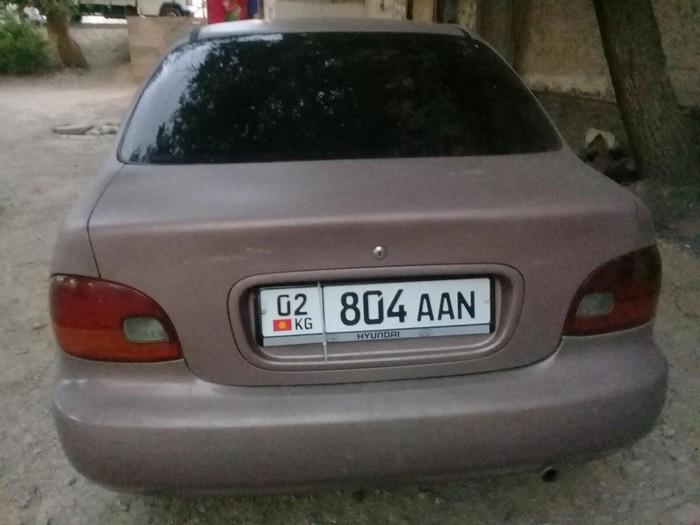 Hyundai Accent 1998. Photo 2