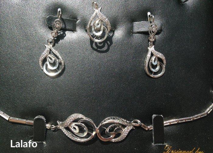 Bakı şəhərində 925 gümüş desti swarovski qawlar ile whatsapp+