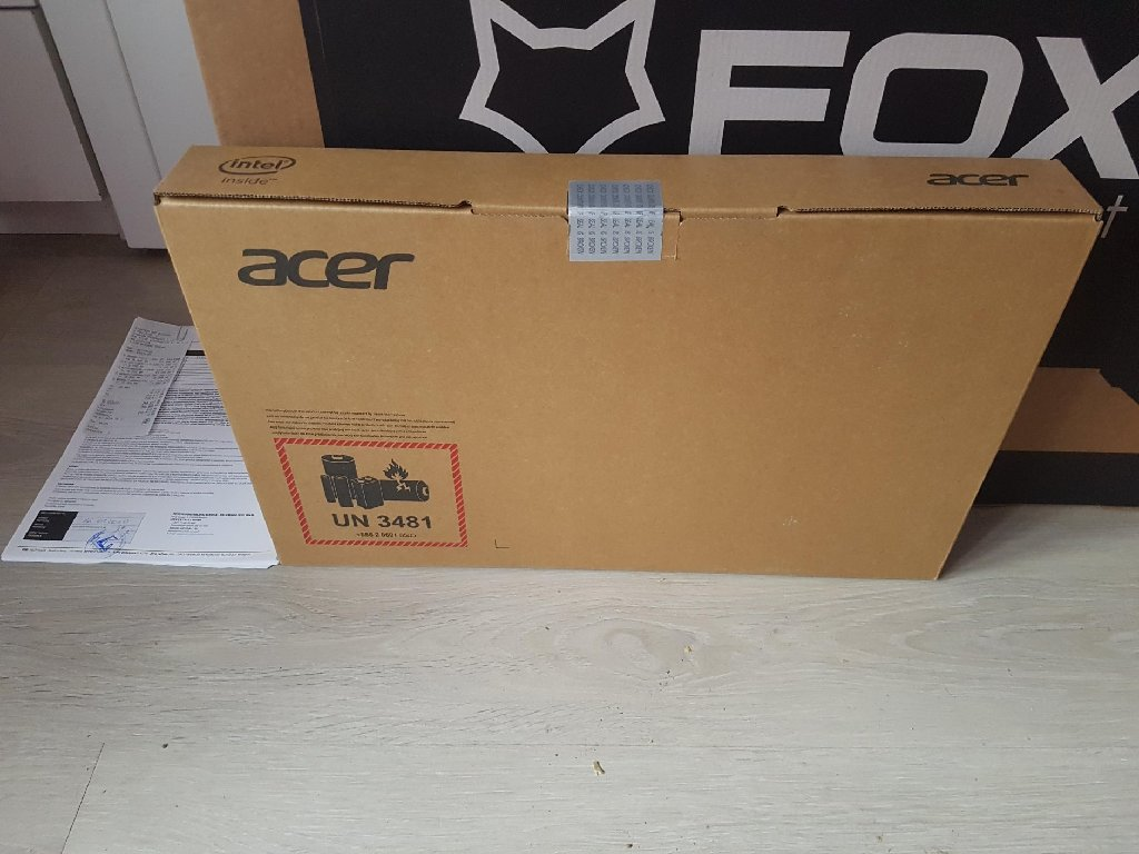 Acer 3 gamer 2 graficke ssd,ddr4 novo garancija,fiskalni