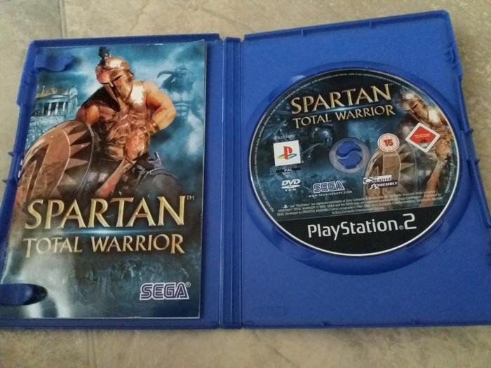 Spartan για το ps2. Photo 0