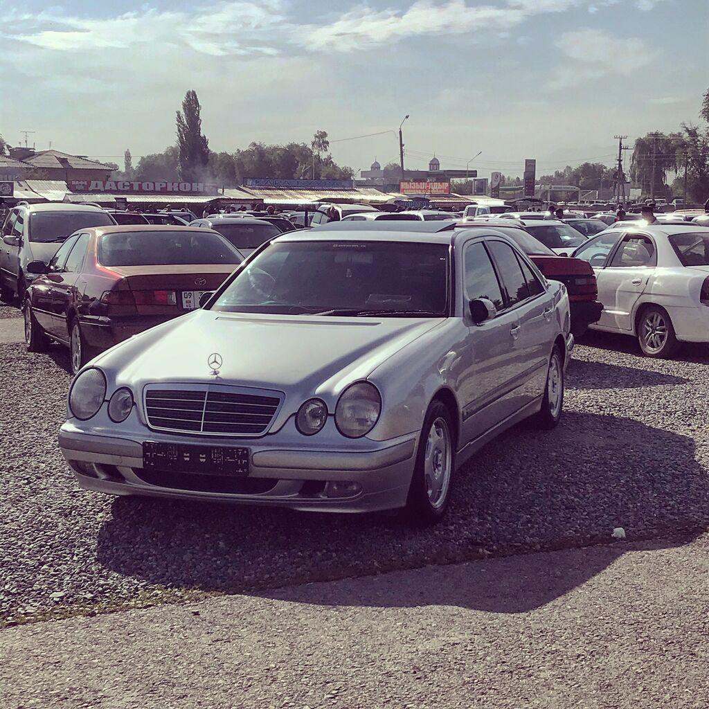 Mercedes-Benz E 200 2 л. 2000 | 183800 км