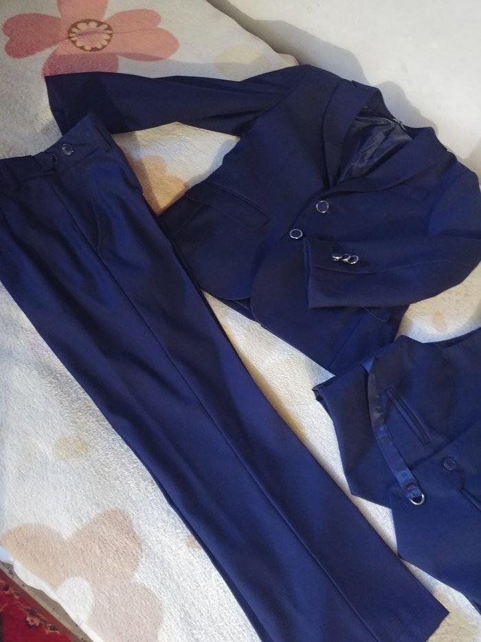 Костюм,брюки на 1 класс.отличное в Бишкек