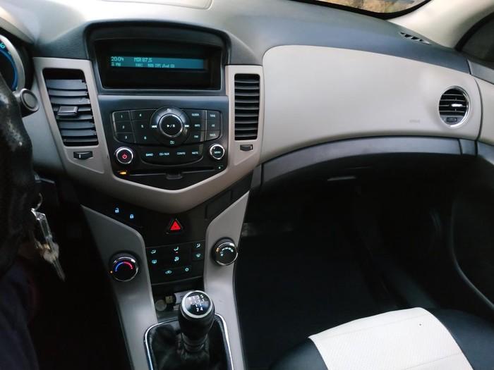 Chevrolet Cruze 2011. Photo 5