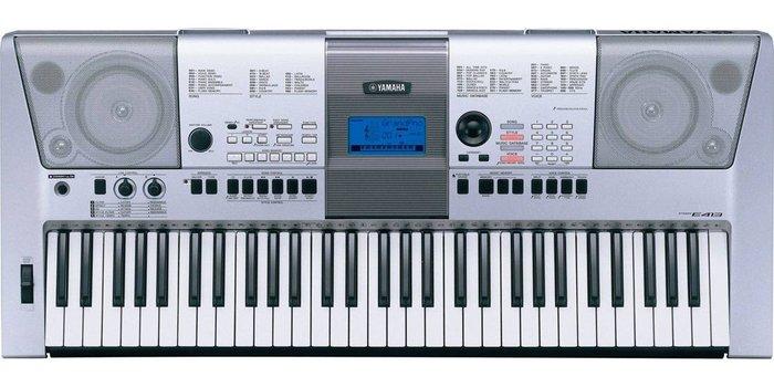 Синтезатор yamaha psr-e413  • Секвенсор: 6 дорожек/5 песен/10000 в Бишкек