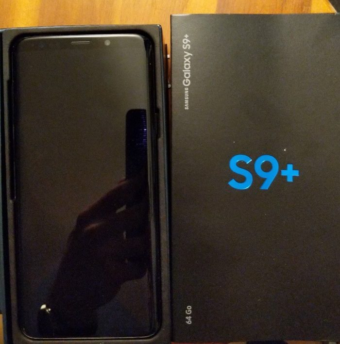 Samsung Galaxy S9 Plus SM-G965 -32/128/256GB -Unlocked in Banepa
