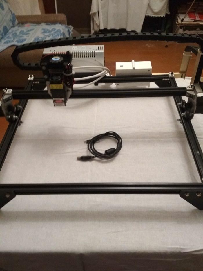 Cnc Lazer graver 5.500mv 15000 mv. Photo 1