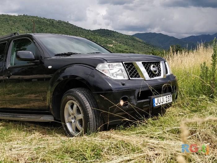 Nissan Pathfinder 2006. Photo 0
