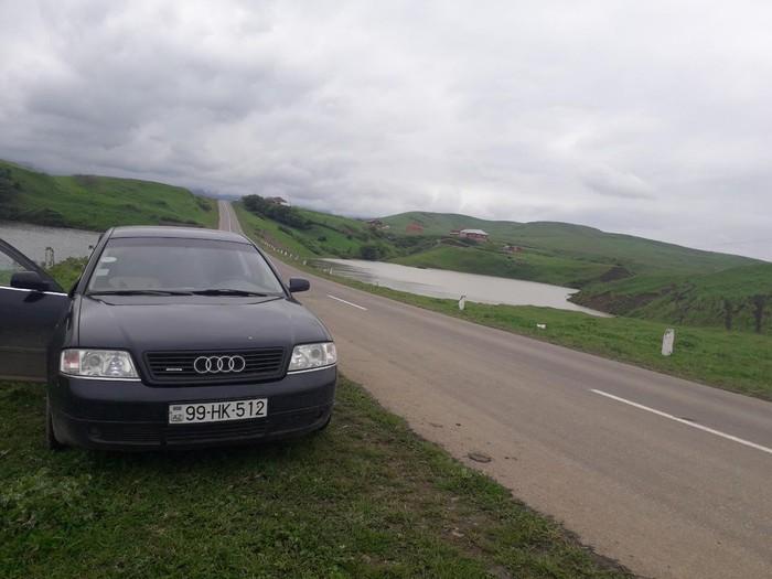 Audi A6 1997. Photo 8