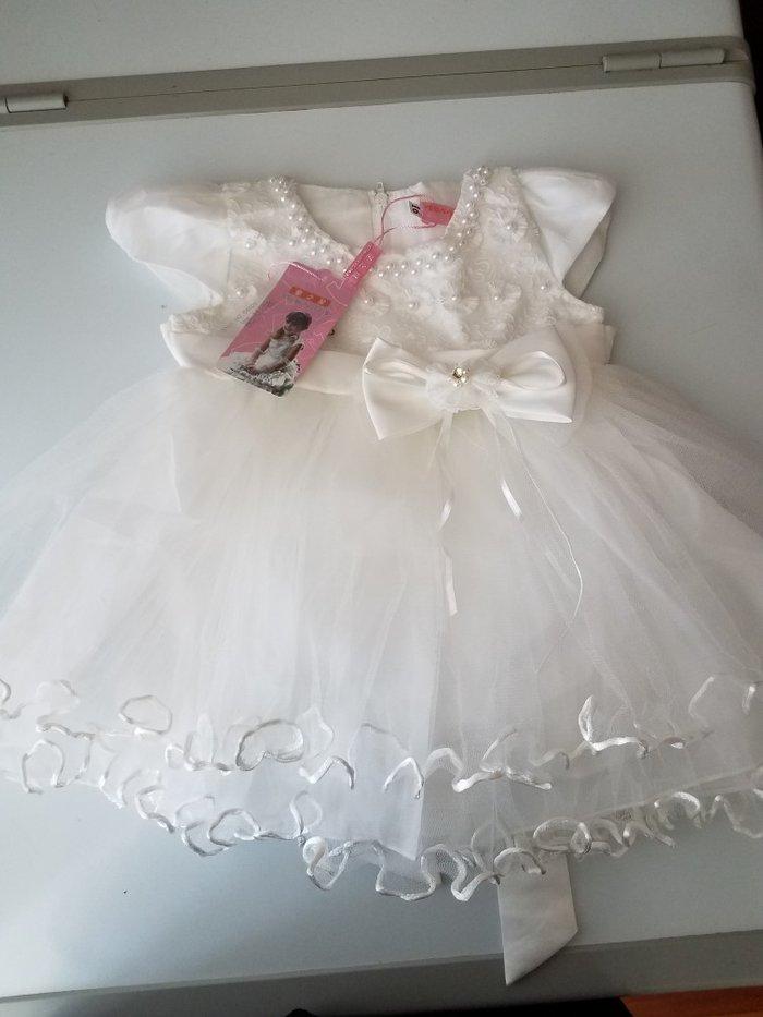 Платья нарядные на девочек возрастом от 6 месяцев до 2 лет в Лебединовка 1d755530088d9